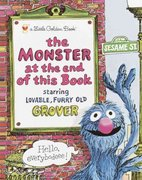 The Monster at the End of This Book (Sesame Book) 2nd edition 9780307010858 0307010856