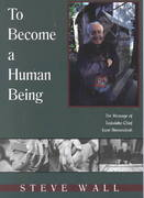 To Become a Human Being 0 9781571743411 1571743413