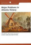 Major Problems in Atlantic History 1st edition 9780618611140 0618611142