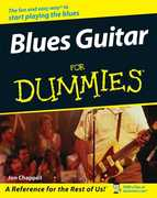 Blues Guitar For Dummies 1st edition 9780470049204 0470049200