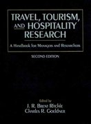 Travel, Tourism, and Hospitality Research 2nd edition 9780471582489 0471582484