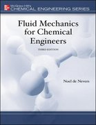Fluid Mechanics for Chemical Engineers 3rd Edition 9780072566086 0072566086