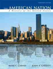 American Nation, The: A History of the United States, Combined Volume 13th edition 9780205562725 0205562728