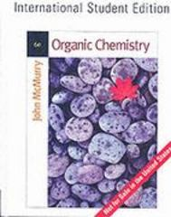 Organic Chemistry 6th edition 9780534420055 0534420052