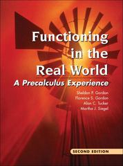 Functioning in the Real World 2nd Edition 9780201383898 0201383896