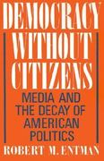 Democracy without Citizens 1st Edition 9780195065763 019506576X