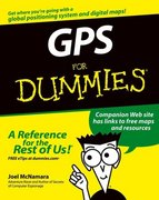 GPS For Dummies 1st edition 9780764569333 0764569333