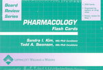 BRS Pharmacology Flash Cards 1st edition 9780781747967 0781747961