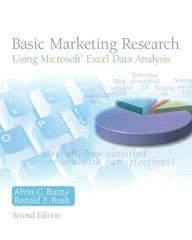 Basic Marketing Research 2nd edition 9780132059589 0132059584