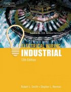 Electrical Wiring Industrial 13th edition 9781418063986 1418063983