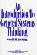 An Introduction to General Systems Thinking 1st edition 9780471925637 0471925632