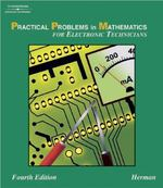Practical Problems in Mathematics for Electronic Technicians 6th edition 9781401825003 1401825001