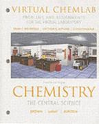 Virtual Chemlab 10th edition 9780131864627 0131864629