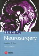 Essential Neurosurgery 3rd edition 9781405116411 1405116412