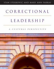 Correctional Leadership 1st edition 9780534574291 0534574297