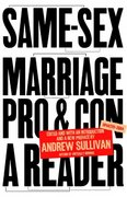 Same-Sex Marriage: Pro and Con 0 9781400078660 1400078660