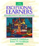 Exceptional Learners 7th edition 9780205198863 0205198864