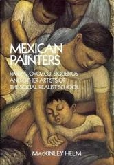 Mexican Painters 1st Edition 9780486260280 0486260283