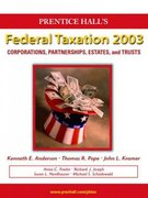 Prentice Hall Federal Taxation, 2003 0 9780130647467 0130647462