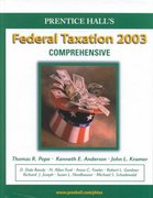 Prentice Hall Federal Taxation, 2003 0 9780130647337 0130647330