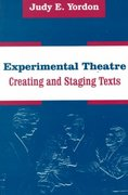 Experimental Theatre 1st Edition 9780881339079 0881339075
