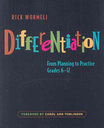 Differentiation 1st Edition 9781571108395 1571108394