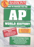 How to Prepare for the AP World History 0 9780764118166 0764118161
