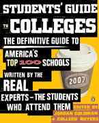 Students' Guide to Colleges 0 9780143035589 0143035584