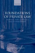 Foundations of Private Law 0 9780199227662 0199227667