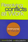 Resolving Conflicts at Work 1st edition 9780787950590 0787950599