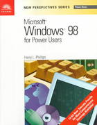 New Perspectives on Microsoft Windows 98 for Power Users 1st edition 9780760072721 0760072728
