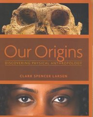Our Origins 1st edition 9780393977370 0393977374