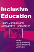Inclusive Education 1st Edition 9781136624384 1136624384