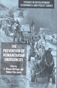 The Prevention of Humanitarian Emergencies 1st Edition 9781403905321 1403905320