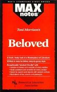 Beloved (MAXNotes Literature Guides) 1st Edition 9780738673059 0738673056
