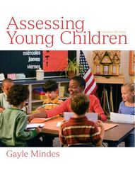 Assessing Young Children 4th Edition 9780137002276 0137002270