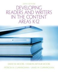 Developing Readers and Writers in Content Areas 6th edition 9780137056378 0137056370