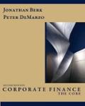 Corporate Finance The Core