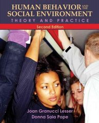 Human Behavior and the Social Environment 2nd edition 9780205792740 020579274X