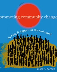 Promoting Community Change 5th Edition 9780840031952 0840031955