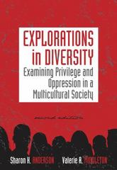 Explorations in Diversity 2nd Edition 9781111792626 1111792623