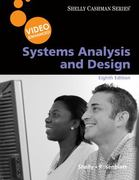 Systems Analysis and Design, Video Enhanced 8th Edition 9780538474436 0538474432