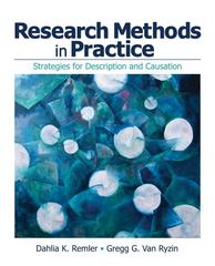 Research Methods in Practice 1st Edition 9781412964678 1412964679