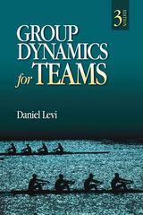 Group Dynamics for Teams 3rd Edition 9781412977623 1412977622