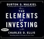 The Elements of Investing 0 9781596594586 1596594586