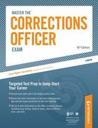 Master the Corrections Officer Exam 16th Edition 9780768928877 0768928877