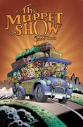 The Muppet Show Comic Book: On the Road 1st edition 9781608865161 1608865169