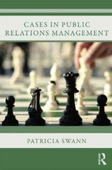 Cases in Public Relations Management 1st Edition 9780415878937 0415878934
