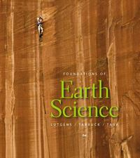 Foundations of Earth Science 6th edition 9780321663023 0321663020