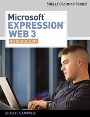 Microsoft Expression Web 3 1st Edition 9780538474498 0538474491